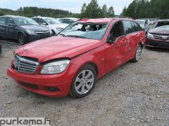 Mercedes-Benz C 204 250 CDi Farm 2009