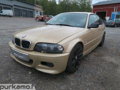 BMW E46 318 1.9iA Coupe 2000